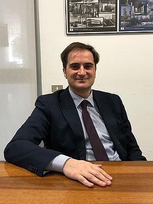 Fabrizio Guerra, Procurement Manager