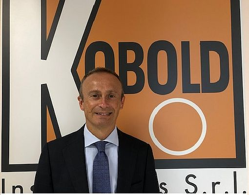 Renzo Mori, General Manager di Kobold Instruments