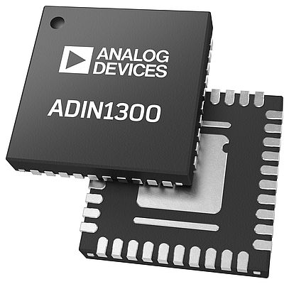 ADIN1300 è un transceiver Ethernet low-power a porta singola