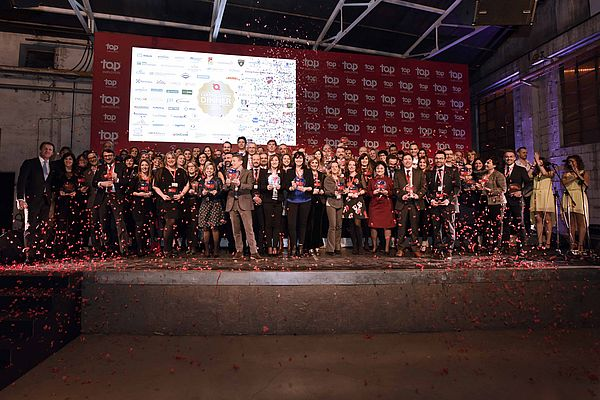 Bosch Rexroth certificata Top Employers Italia