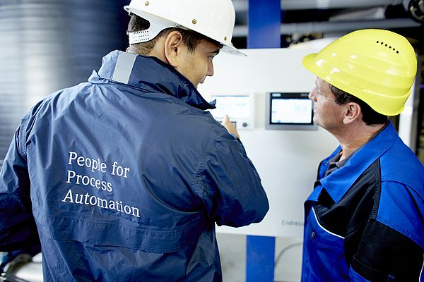 "Endress+Hauser a SPS IPC DRIVES è ""Industry 4.0 ready"""