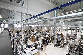 Endress+Hauser inaugura un impianto in Germania