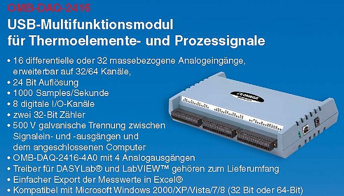 USB-Multifunktionsmodul