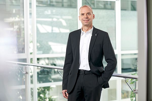 Christian Gnädig, Head of Sales & Marketing bei der M&M Software GmbH