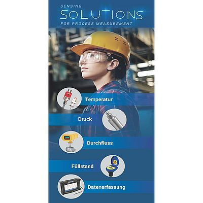 Sensing Solutions for Process Measurement