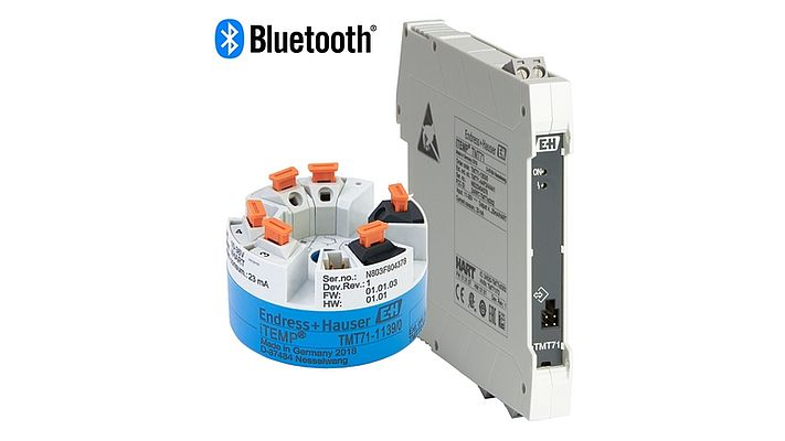 Bluetooth-Temperaturtransmitter