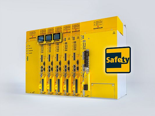 Parametrierbares Safety-Modul