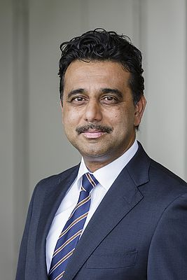 Jash Bansidha, European Sector Head Industrial IoT Group bei Advantech.