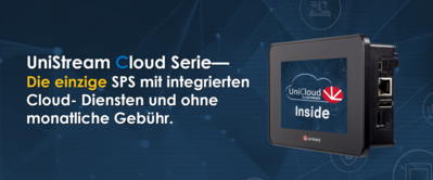 Industriepremiere – SPS mit Embedded Cloud Services