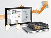 Multi-touch özellikli Panel PC
