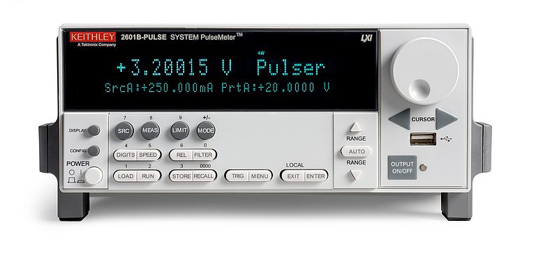 Keithley 2601B-PULSE – Sistem Sourcemeter Cihazı