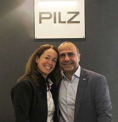 PILZ Global CEO'su Susanne Kunschert'in Türkiye Ziyareti