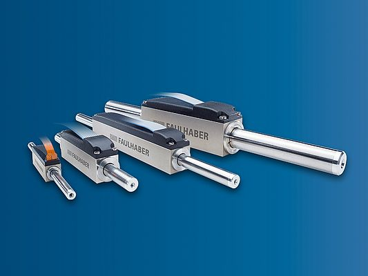 The Right Solution for each Linear Motion Application