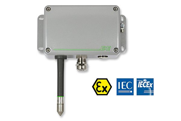 Safe and Robust Humidity and Temperature Sensor