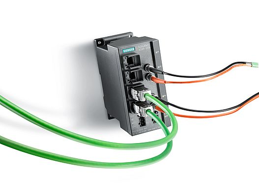 Smart Fiber Optic Cable Port for Harsh Environments