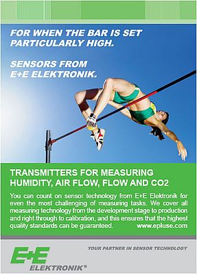 Humidity, Air Flow, Flow and CO2