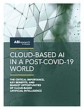 Cloud-based AI in a Post-COVID-19 World