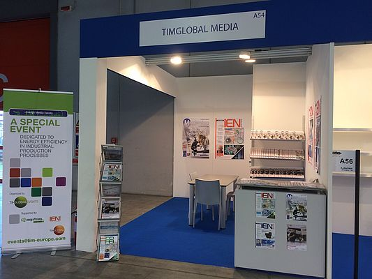 TIMGlobal Media at EMO Milano