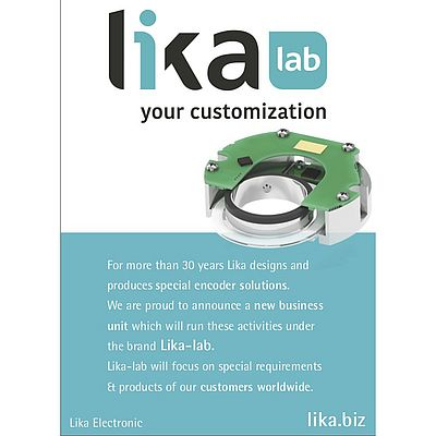 Lika-lab: a new Business Unit for Special Requirements