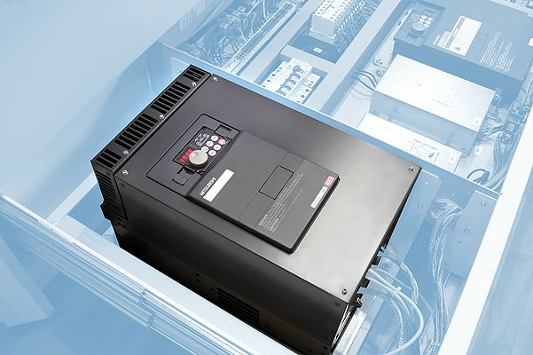 Frequency Inverter Recovers Energy