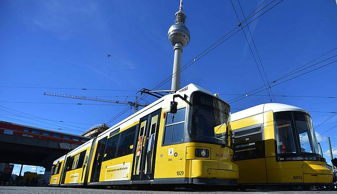 Berlin Transport Autority Takes its Digitalization Strategy to the Next Level