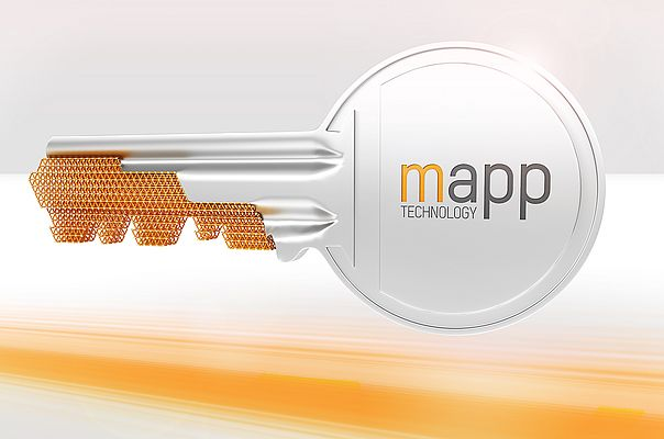 Modular mapp software blocks allow to reduce the development time for new machines and systems by an average of 67%.