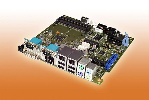Industrial Mini-ITX Motherboard