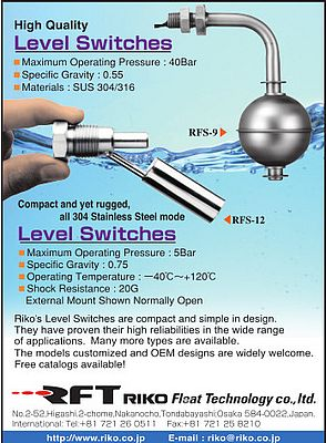 Level Switches