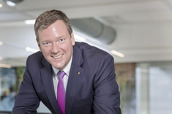 Philip Harting, Board Chairman of Harting Technologie Gruppe