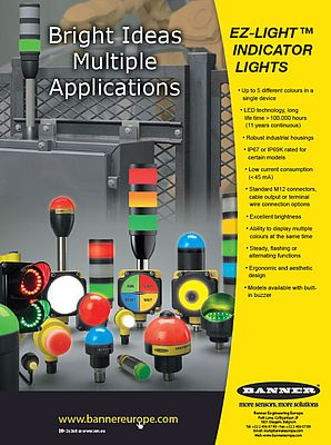 EZ-light indicator lights