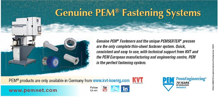 Genuine PEM Fastening Systems