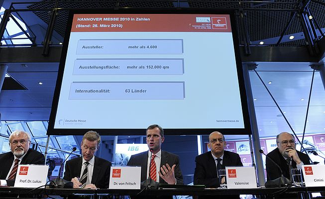 HANNOVER MESSE: More than 4,600 enterprises from 63 nations