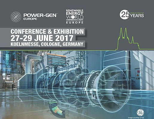 POWER-GEN Conference & Exhibition 2017