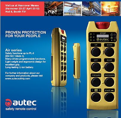Air series, proven protection for your people