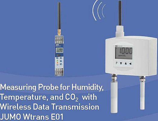 Measuring Probe for Humidity