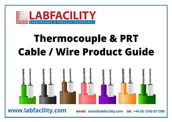 Thermocouple & PRT Cables and Wires