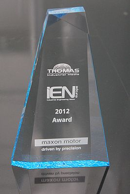 Vote for the IEN Europe Product of the Year