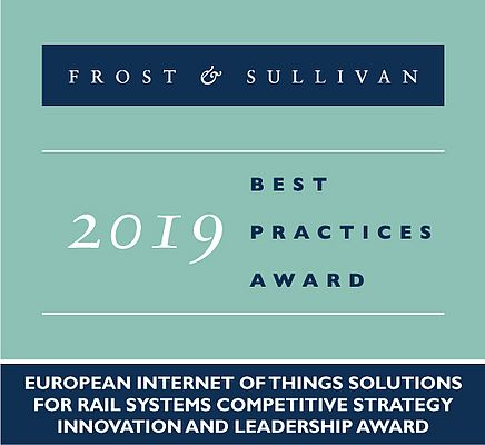 Eurotech Awarded the 2019 European Competitive Strategy Innovation and Leadership