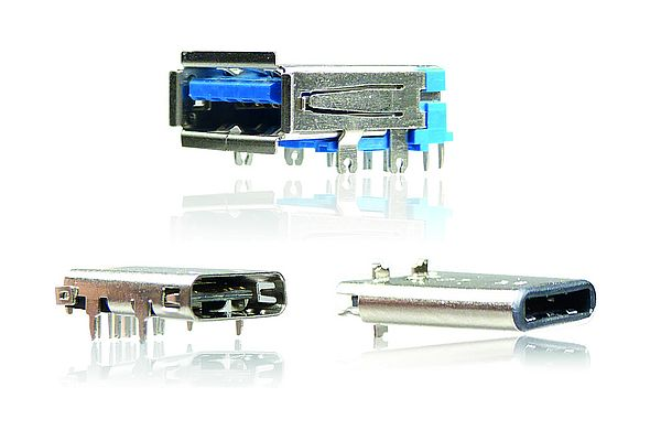USB 3.1 Connectors