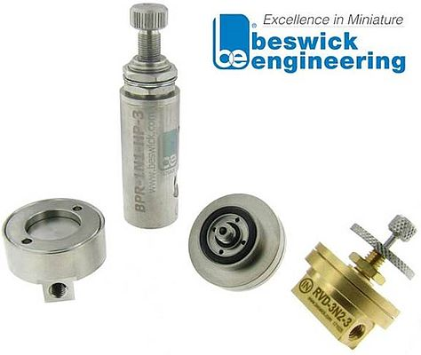 Miniature Relief Valves