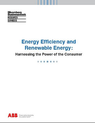 Energy Efficiency & Renewable Energy: Harnessing the Power of the Consumer