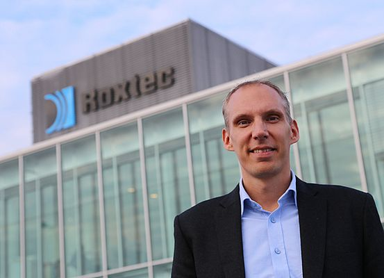 Mikael Helmerson, CEO of Roxtec