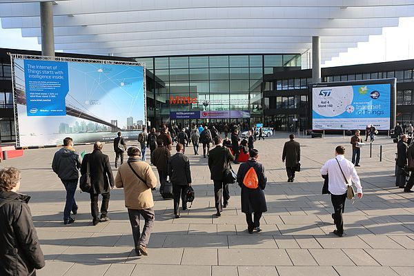 embedded world Welcomes Over 26,000 International Trade Visitors