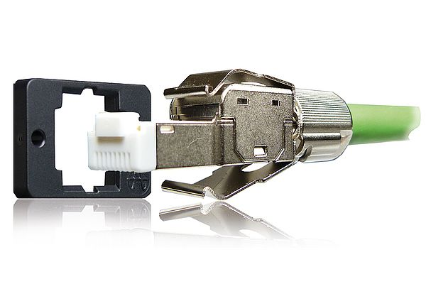 Y-Con® Line of Industrial RJ45 Connectors