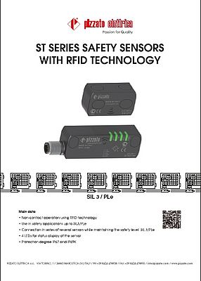 ST series Safety Sensors