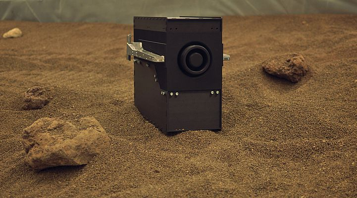 3D Printed TransRoPorter Supports Space Exploration