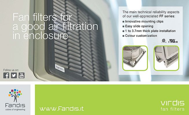 Fan Filters FF Series
