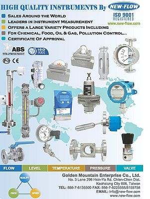 High Quality Flowmeters