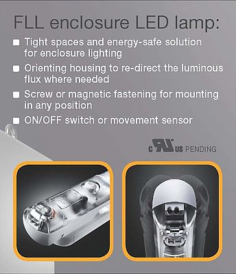 FLL Enclosure LED Lamp