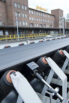 ContiTech Expands Business with Industrial Conveyor Belts